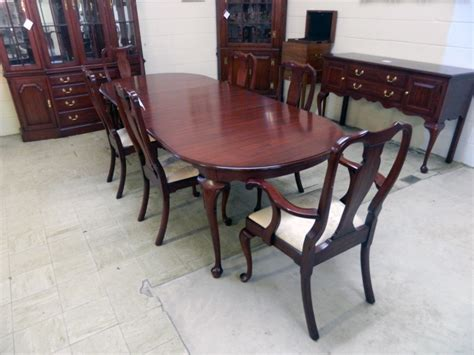 cherry dining table henkel harris wild black cherry dining table jenkins