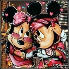 gangster mickey mouse mick pinterest gangsters