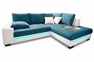 Sofa Mit Led Und Sound : ecksofa xl nikita rechts mit led und schlaffunktion gruen sofas zum halben preis ~ Orissabook.com Haus und Dekorationen