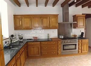 cuisine repeinte cheapdco comment rendre une cuisine plus With meuble de cuisine rustique 19 salon marocain