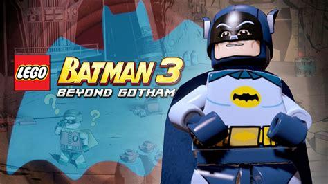 exclusive lego batman  level play  youtube