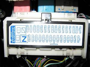 2010 Prius Fuse Box Location