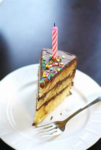 Edible Moments: Classic Birthday Cake - Because it's not ...  Cake