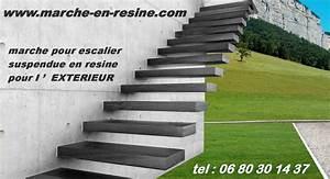 Antidérapant Pour Des Escaliers Extérieurs : escalier exterieur marche en resine pour exterieur album photos escalier m tallique escalier ~ Melissatoandfro.com Idées de Décoration