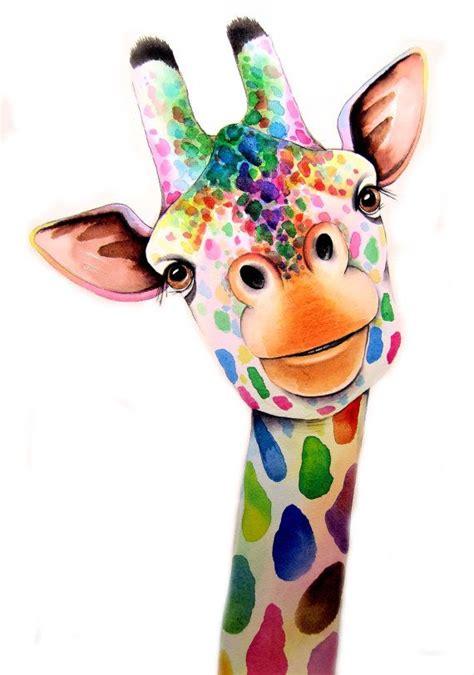 extra large  giraffe print  maria moss