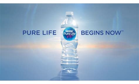 nestle waters north america announces global marketing