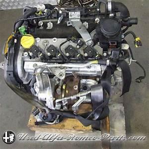 Engine Alfa Mito 1 4 Turbo  199a8000