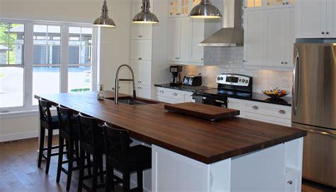 ilot bois cuisine ilot cuisine table design et conception cuisine u2013 80