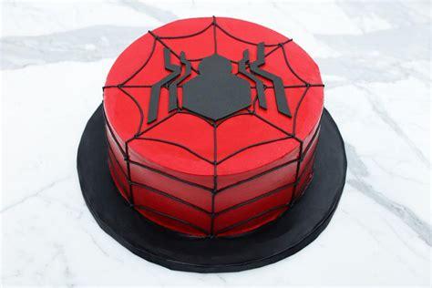 spiderman cake sweet dough cake recipe rosanna pansino
