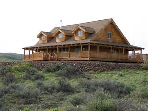 log homes with wrap around porches wrap around porch for and viewing with a cup of steaming chocolate or