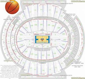 Ceasars Palace Seating Chart Square Garden Seating Chart Detailed Seats Rows