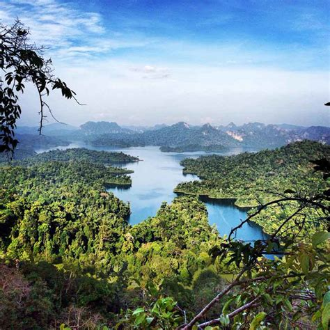 Khao Sok National Park Information And History