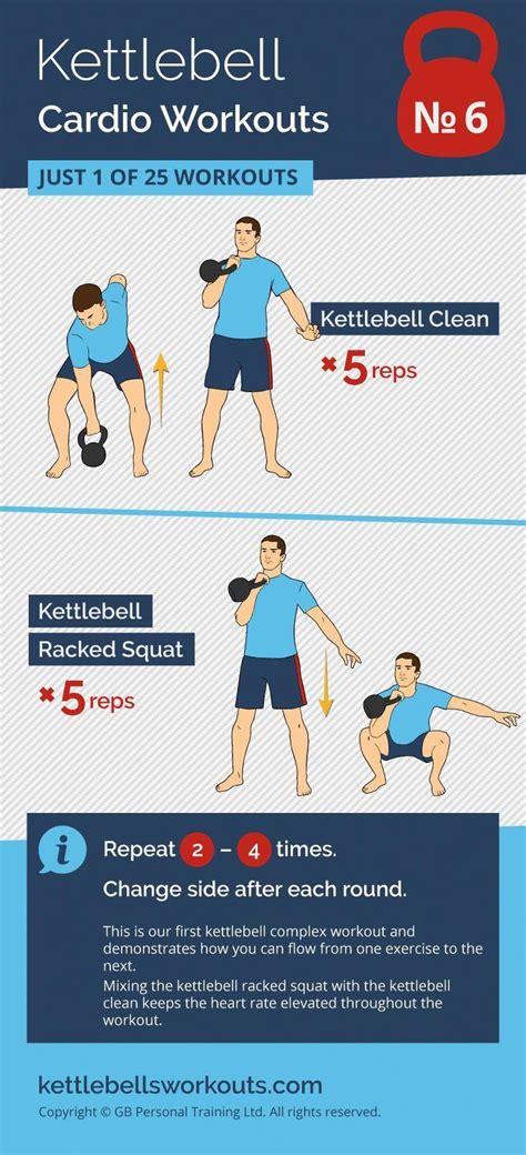 kettlebell rack workout training