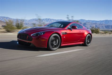Aston Martin V12 Vantage by Aston Martin V12 Vantage S Review Caradvice