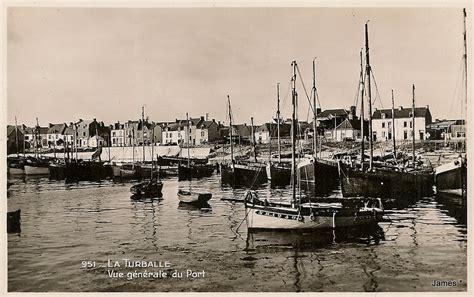 port de la turballe la turballe 44 loire atlantique cartes postales anciennes sur cparama