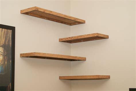 Wooden Floating Shelves by Corner Dvd Wall Shelf Home Design Ideas Dvd Storage