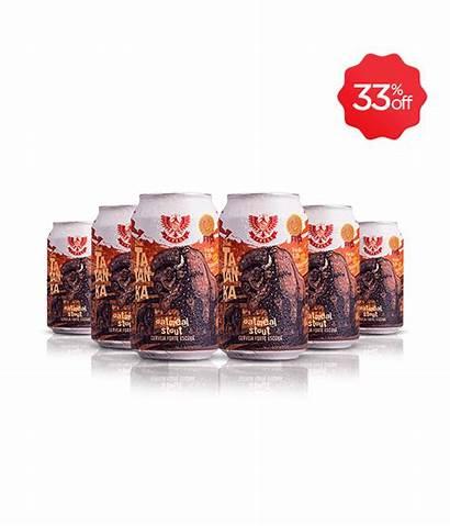 Stout Combo Cerveja Tatanka Lata Carrinho