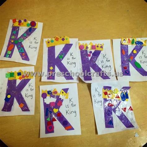 letter k crafts letter k crafts for preschool preschool crafts