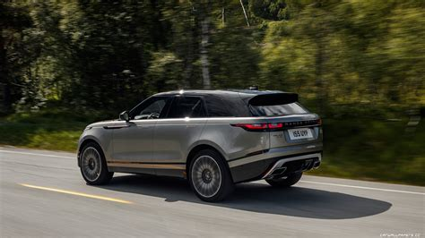 Land Rover Range Rover Velar Wallpapers by Cars Desktop Wallpapers Range Rover Velar R Dynamic P380