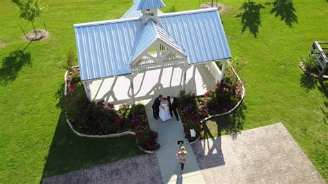 willow creek wedding venue waxahachie tx youtube