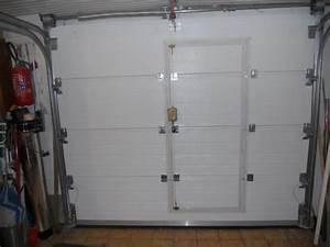 Porte De Garage Avec Portillon : petites annonces gratuites ~ Melissatoandfro.com Idées de Décoration