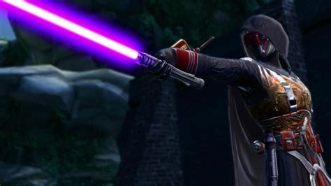 how many lightsaber colors are there what the purple lightsaber means