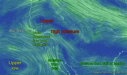 Wind Monsoonal Meteorologist Area Bay San Moisture