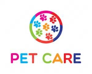 care design pet care logo design