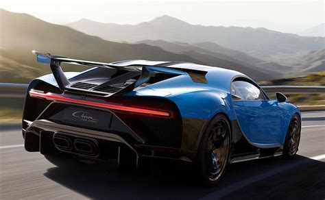 Bugatti owes its distinctive character to a family of artists and engineers, and has always strived to offer the extraordinary, the unrivaled, the best. Bugatti Chiron Pur Sport photo gallery