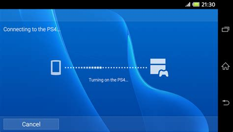sony launches ps4 remote play app at play store support