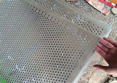 jual plat lubang aluminium harga murah jakarta oleh pt
