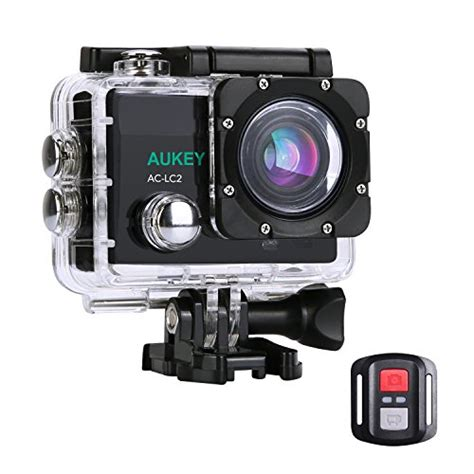 upgraded version aukey action camera ultra hd