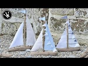 Schiff Basteln Holz : deko segelboote aus treibholz bauanleitung zum selber bauen machen praktiker marktplatz ~ Frokenaadalensverden.com Haus und Dekorationen