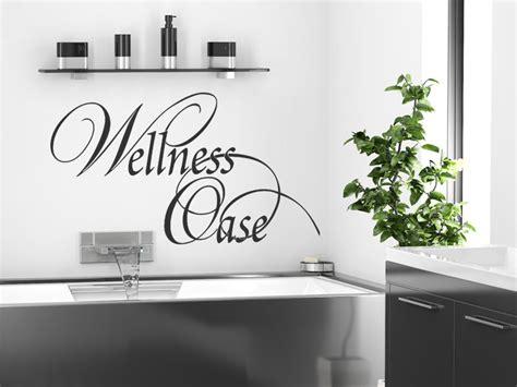 Badezimmer Wandtattoo Wellness Oase Tattoo Bei Wandtattoosde