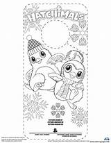 Hatchimals Coloring Pages Printable Hatchy Twins Minnesota Birthday Print Colouring Christmas Sheet Info Adults Egg Penguin Template Green Baseball Books sketch template