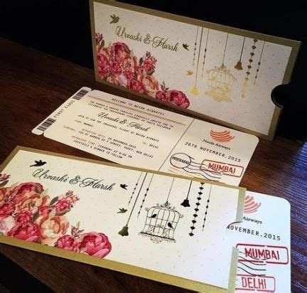 44 trendy wedding invitations indian creative bright