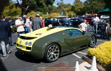 Bugatti Veyron Limo Gold