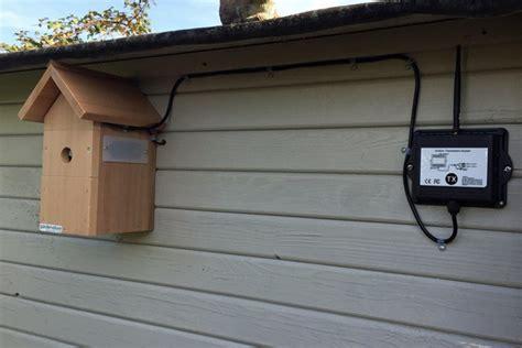 Wireless Camera Nest Box