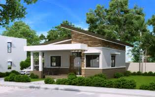 Simple Small Efficient Houses Ideas Photo by 2 Bedroom Small House Plan With Porch Home Design