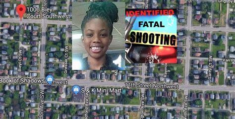 gofundme  ohio teen sylvia mcghee  shot dead