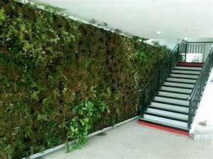 Mur Végétal Intérieur Ikea : mur vegetal interieur 6 mur vegetal png cr233ateur de ~ Dailycaller-alerts.com Idées de Décoration