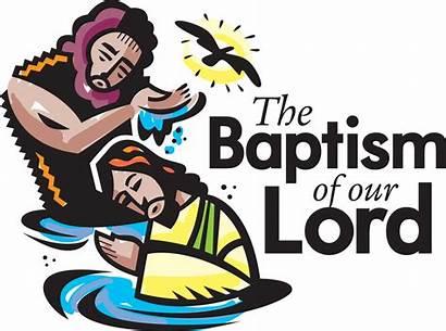 Baptism Clip Lord Jesus Clipart Church Churchart