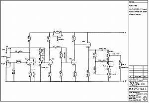Jcm800 2204  1988  Schematic