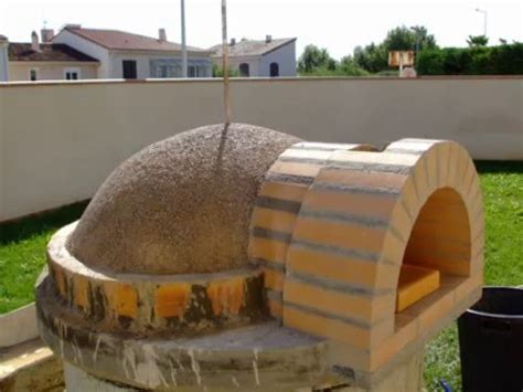 four a bois pizza horno de barro de le 241 a wood oven pizza ofen holzofen forno de alibigout