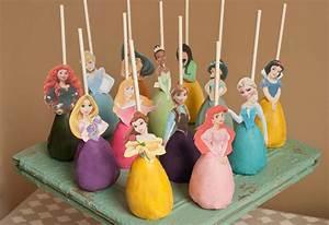 Cake Pop Form : disney princess cake pops chica and jo ~ Watch28wear.com Haus und Dekorationen