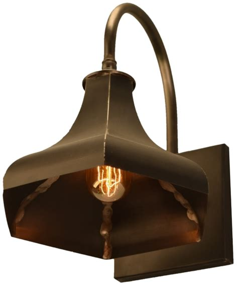 gatsby electric copper industrial barn light for sale