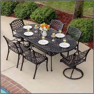 aluminum patio dining sets canada patios home design