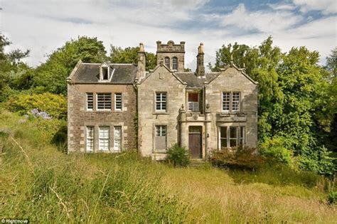 house plans for mansions scottish six bed country house for sale at 200k daily