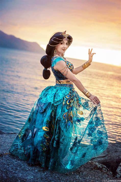 Stunning Princess Jasmine Cosplay   Project-Nerd