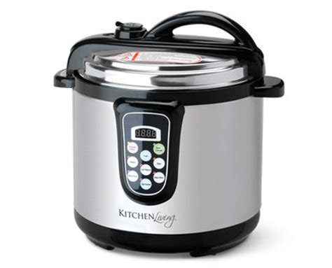 Kitchen Living Pressure Cooker aldi us our weekly ads